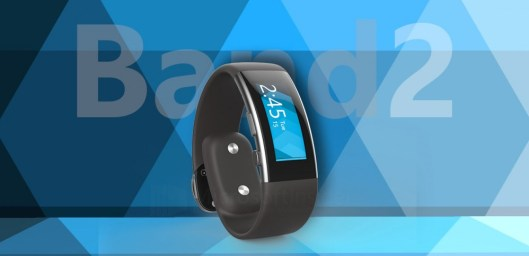 Microsoft BAND2 Band 2 Review