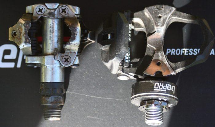 Favero bePRO Power Meter Pedals - MTB
