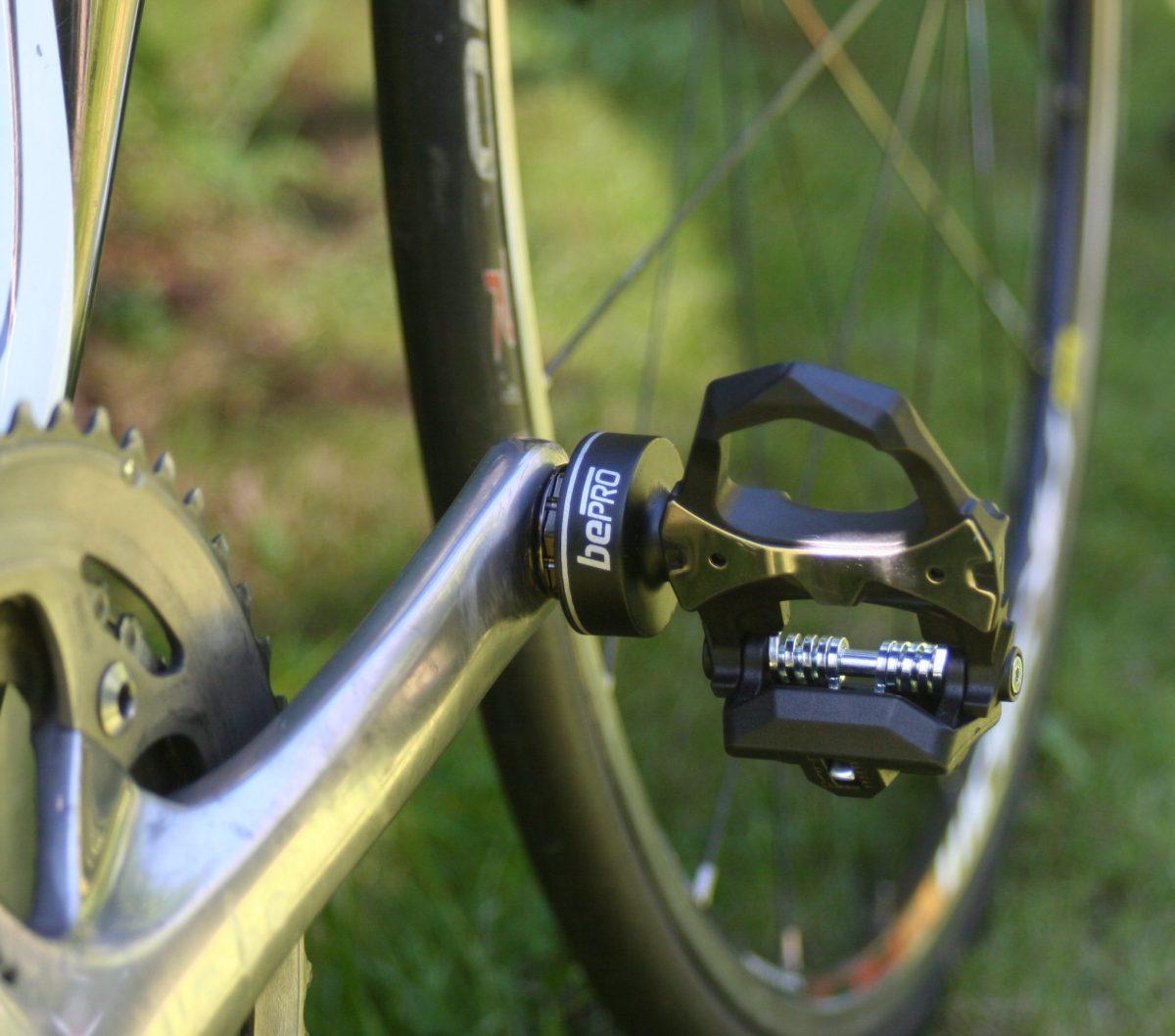 Favero bePRO Power Meter Pedals - Shimano Aluminium Cranks