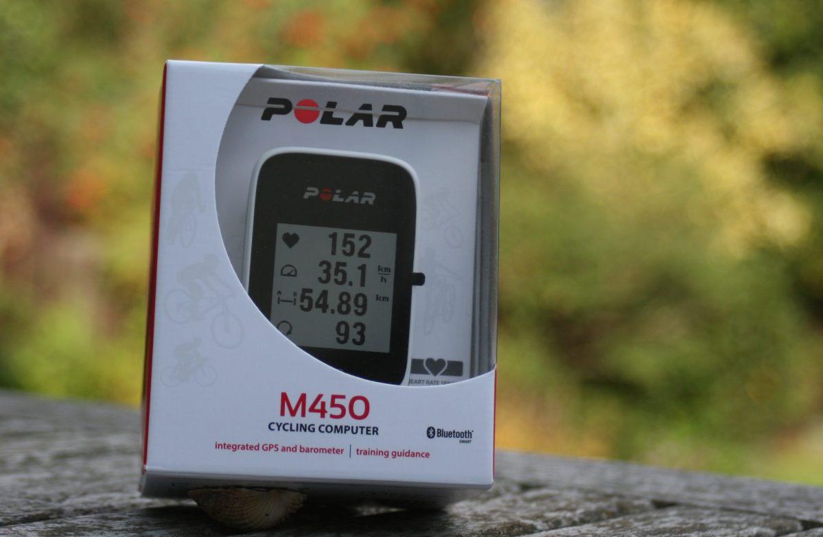 Polar M450 Cycling Computer