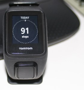 TomTom Runner 2/Spark Activity Tracker