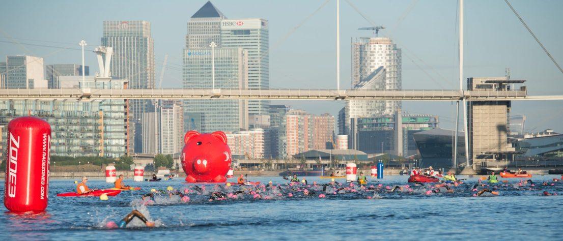 AJ Bell London Triathlon 2015
