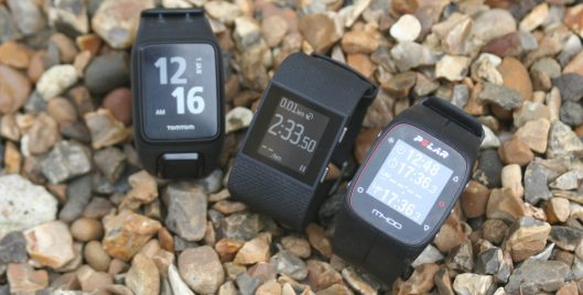 TomTom Runner2 SPARK, Fitbit Surge, Polar M400