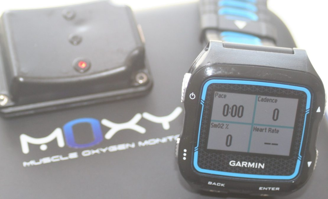 Moxy Monitor Review - IQ Apps - Garmin 920XT