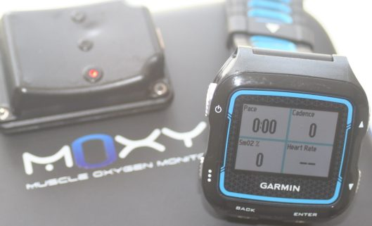 Moxy Monitor Review - IQ Apps - Garmin 920XT