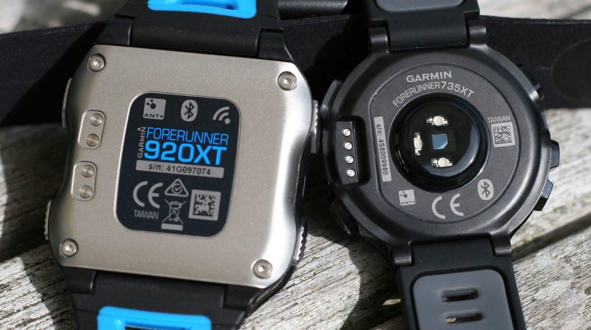 Garmin 920XT 735XT Optical ELEVATE