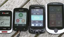 Polar M450, Garmin Edge 820, Garmin Edge 810, MIO Cyclo 505HC