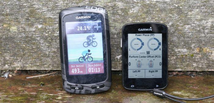 Garmin Edge 820, Garmin Edge 810