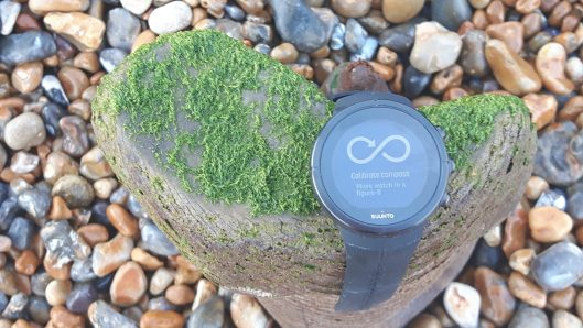 Suunto Spartan Compass Calibration