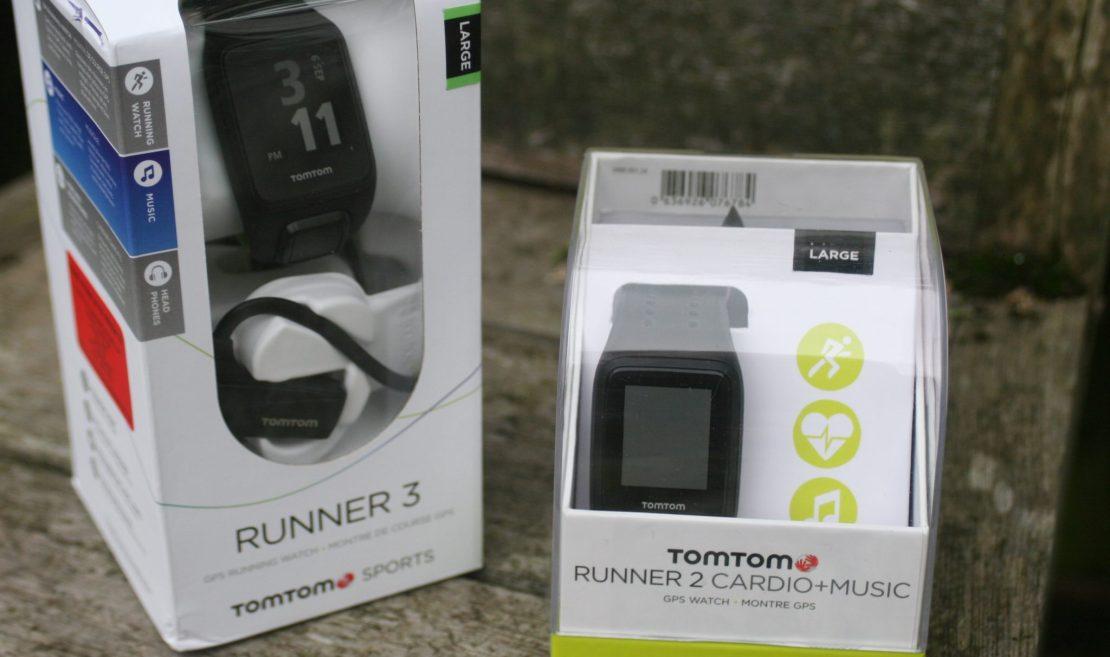 TomTom Runner 3 - Spark 3