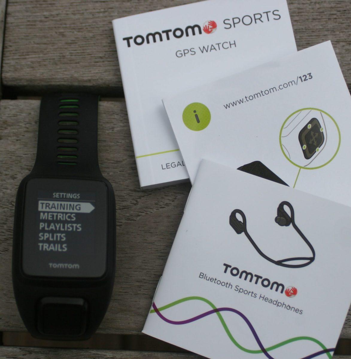 TomTom Runner 3 Spark