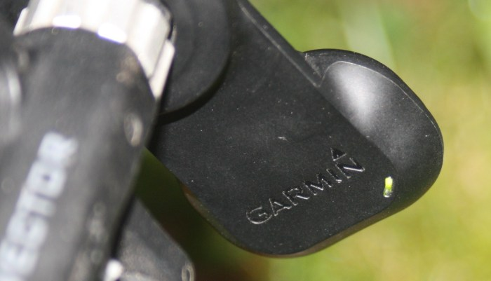 Garmin Vector 2 - Installation