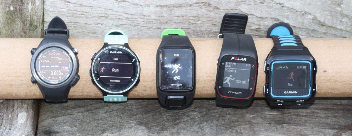 Garmin Forerunner FR235 FR230 230 235 GPS Running Watch