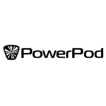 velocomp aeropod logo powerpod