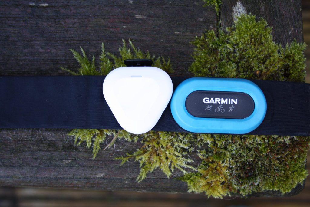 SHFT RUN + Garmin HRM-TRI