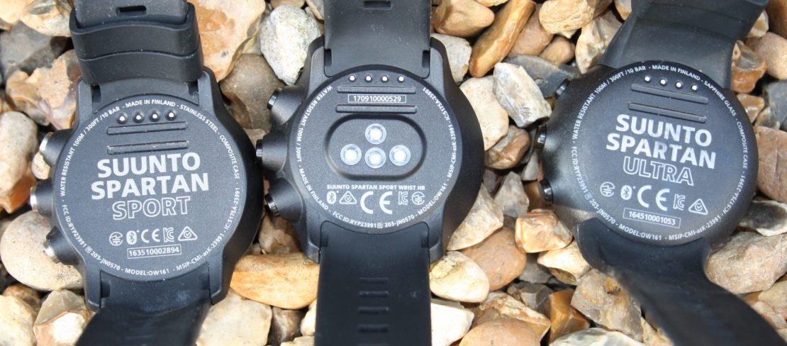 Suunto Spartan Sport review whr optical hr