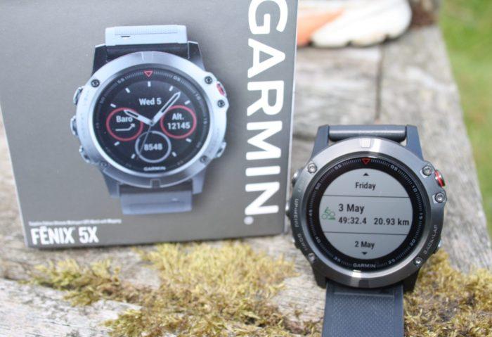 Garmin Fenix 5, 5X, 5s, 935 Review