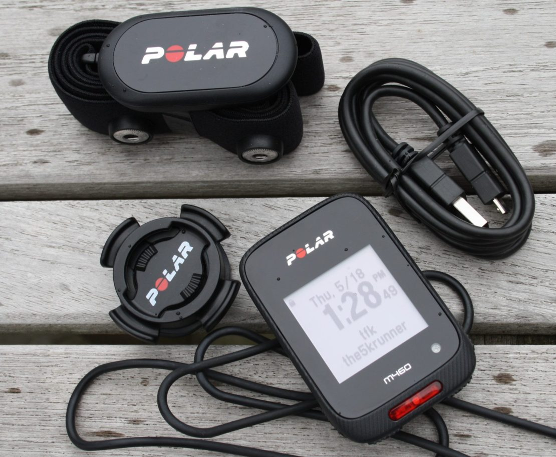 Polar M460 Cycling Detailed Review