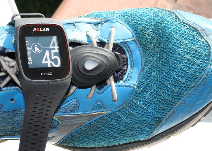 Polar M430 Detailed Review stryd footpod