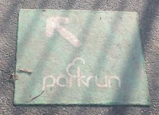 parkrun mat