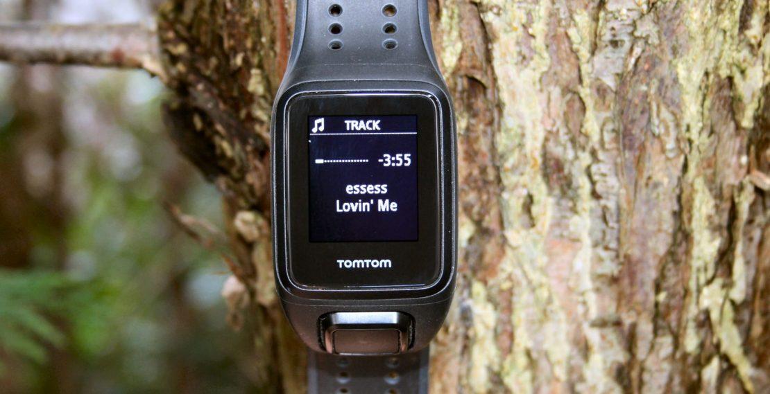 Best running watch with music TomTom Runner 3 / Spark 3