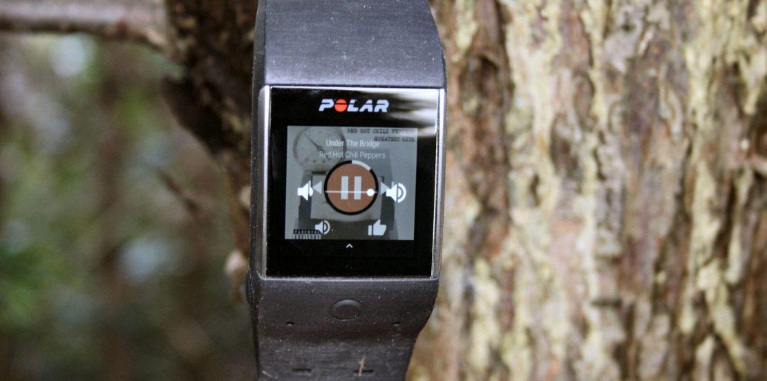 Best running watch with music Polar M600 Wear OS