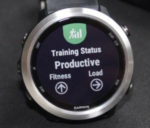 Training Status 645