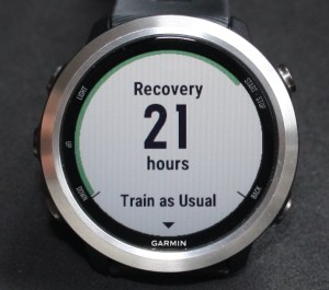Recovery Time 645