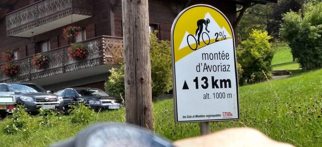 Morzine, France 2018