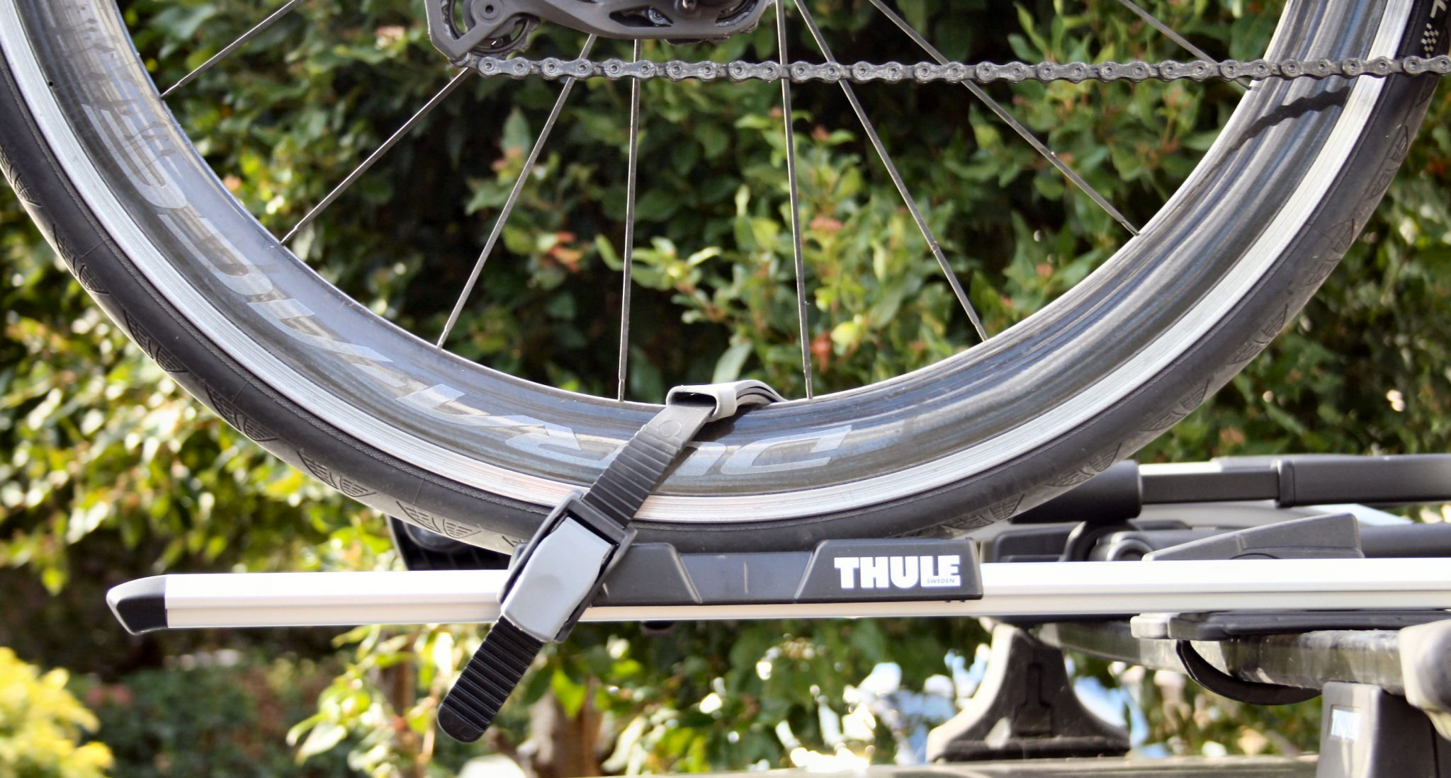Thule 598 Pro Ride Bike Cycle Carrier Wheel Holder Tray Spare Part Front /& Rear