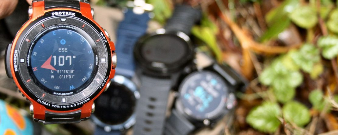 Casio Pro Trek Smart Review WSD-F30 Best Running Watch Category Winner