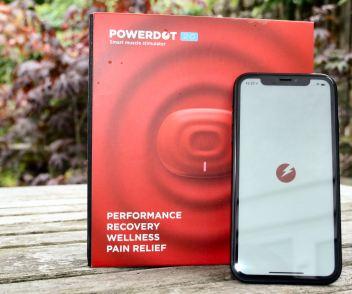 PowerDot Review | 2.0 Theragun Thumper