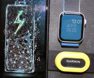 Apple Watch 6 Bike Power Run Stryd ismoothrun review