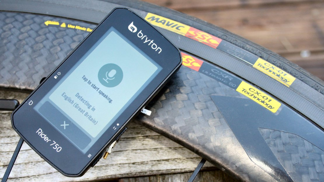 Bryton Rider 750 review