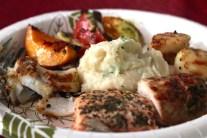 DSLR Dinner Plate