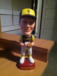 Gaylord Perry Padres bobblehead.