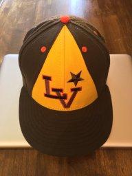 1983 Las Vegas Stars cap by Ebbets Field Flannels