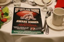 Program for the 69th Outland Trophy presentation banquet on Jan. 15 in Omaha.