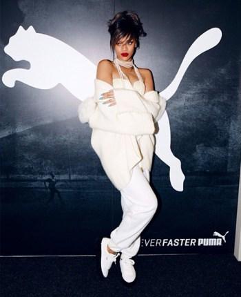 Rihanna CD Puma