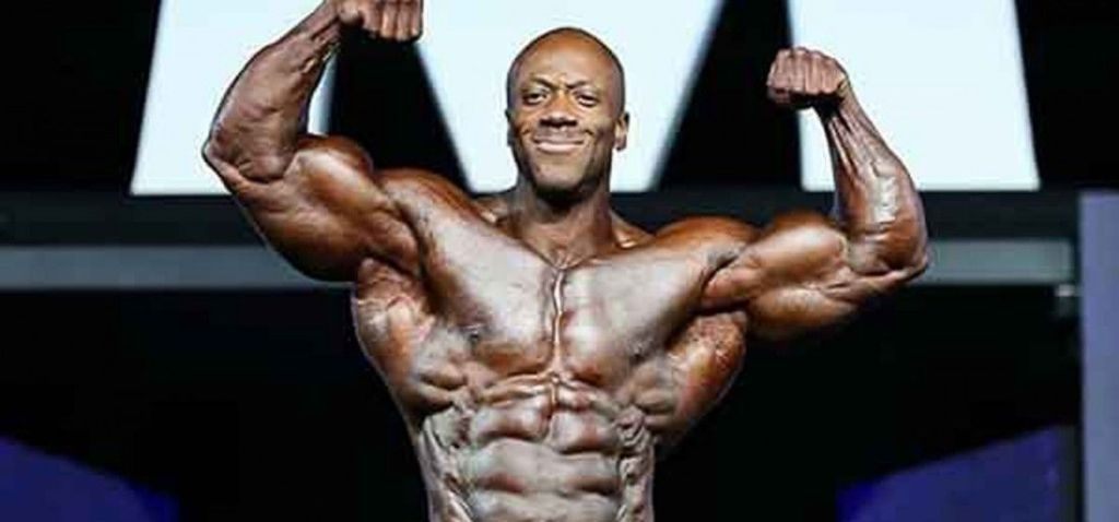 Shawn Rhoden is the role model of the youth who wants to become body builders.
