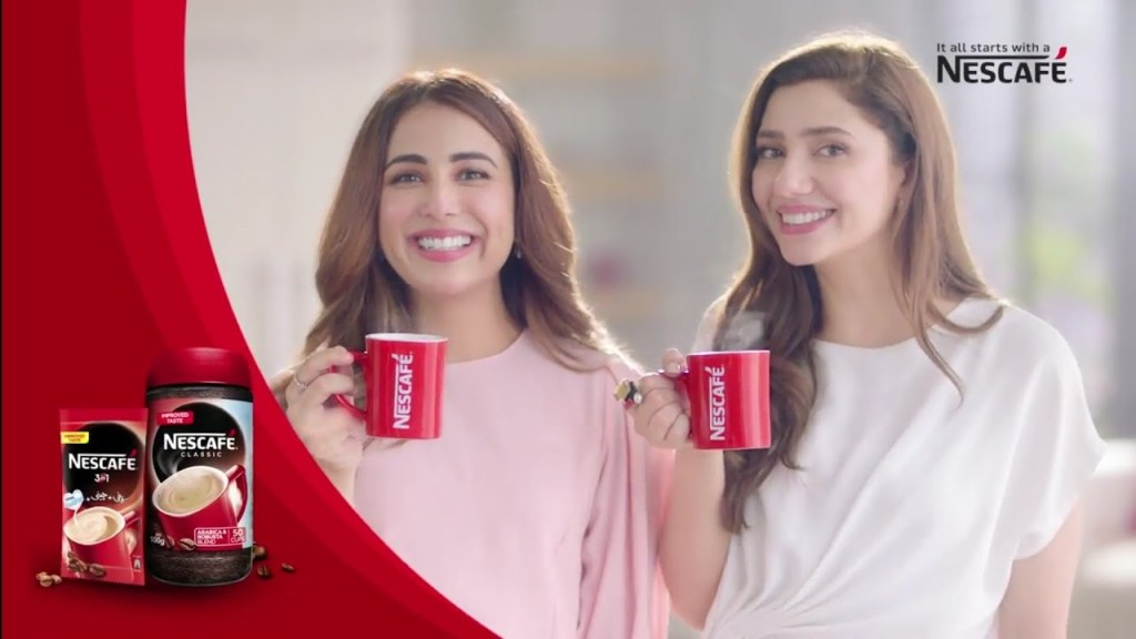 Nescafe is doing a good job to promote music in Pakistan.