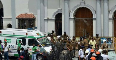 Terror attacks in Sri Lanka killed dozens of innocent people.