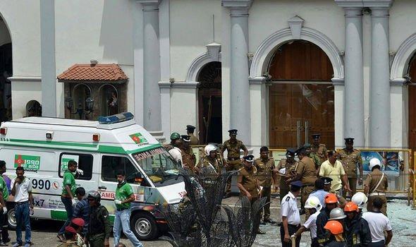Terror attacks in Sri Lanka killed dozens of innocent people.