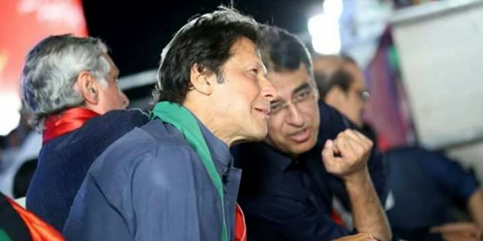The resignation of Asad Umar is a big set back for PTI.