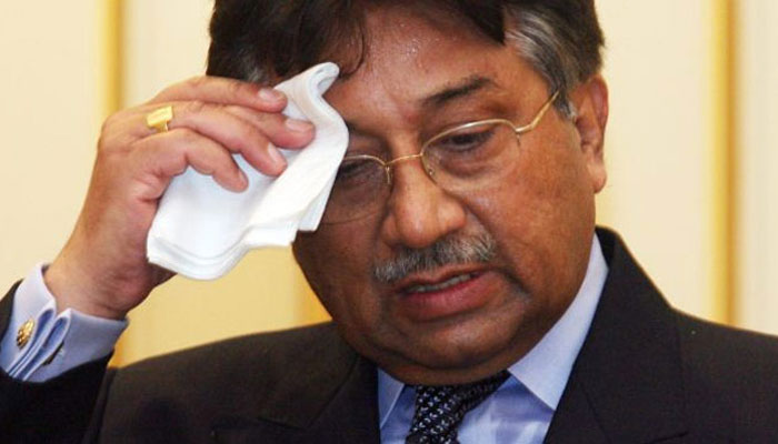 General retired Pervez Musharraf sentenced to death