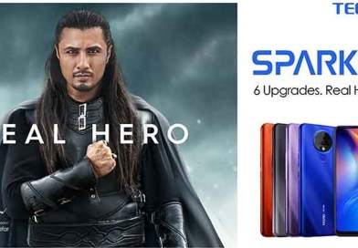 Tecno Spark 6 TVC, a real hero or a borrowed one