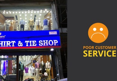 Shirt & Tie Shop: a journey from worthless to ruthless