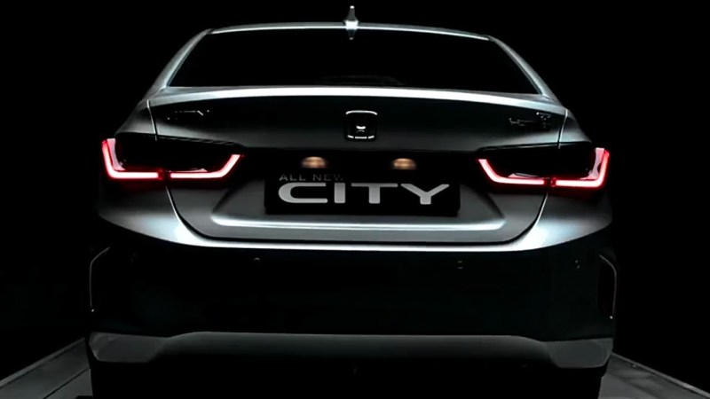 Honda City 2021 launched in Pakistan.