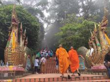 Chiang Mai, Wat Phra Singh (Dragon Temple)