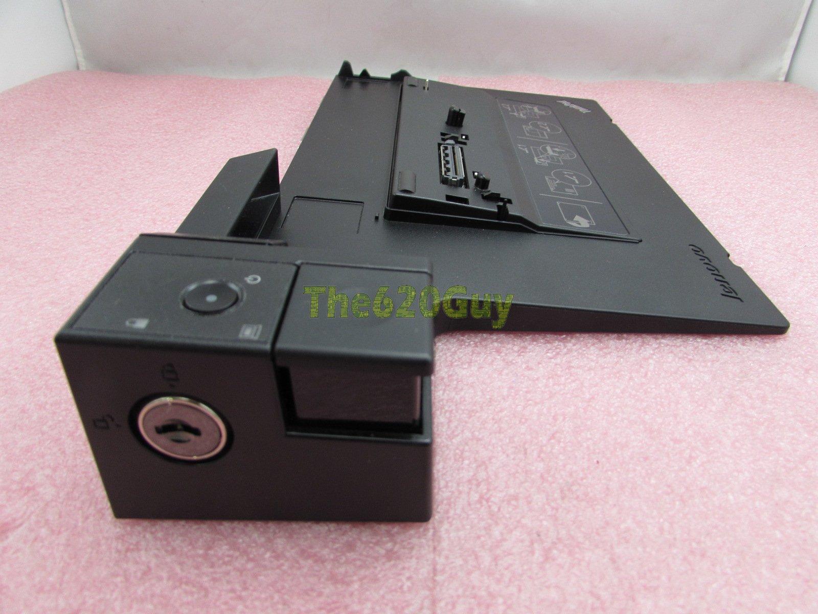 Lot of 2 Lenovo Thinkpad 4338 Mini Docking Station *NO KEYS* 75Y5730 75Y5731